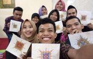 IJIR (Institute For Javaness Islami Research) Adakan Workshop Seni Rupa Islam Tradisional