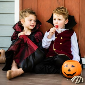 oral health tips for halloween