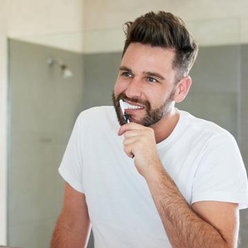 severity of receding gums