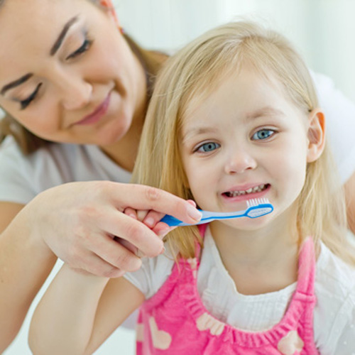 tips for teaching kids oral hygiene