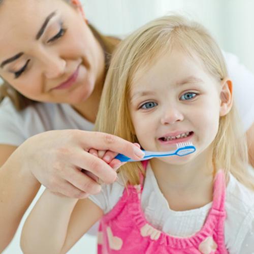 tips for teaching kids oral hygiene