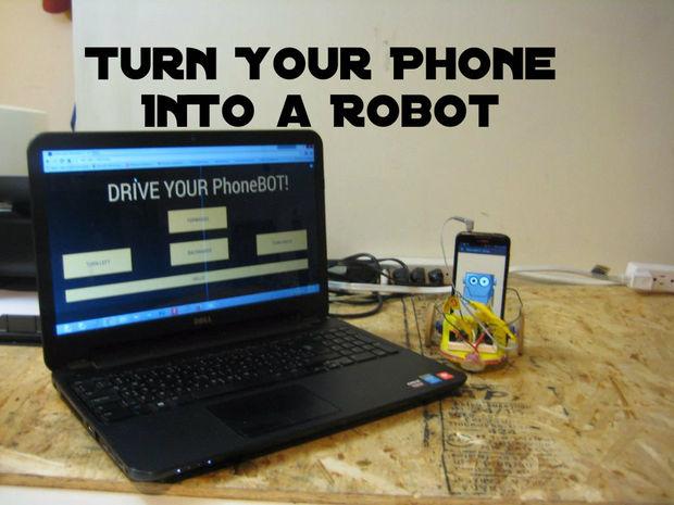 TeachBOT: Robotics For Everyone
