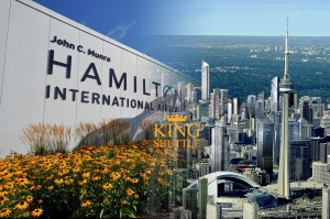Hamilton Airport to Toronto Shuttle Bus
