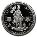 Grove Minting Commemorative Token Saint George Dragonslayer