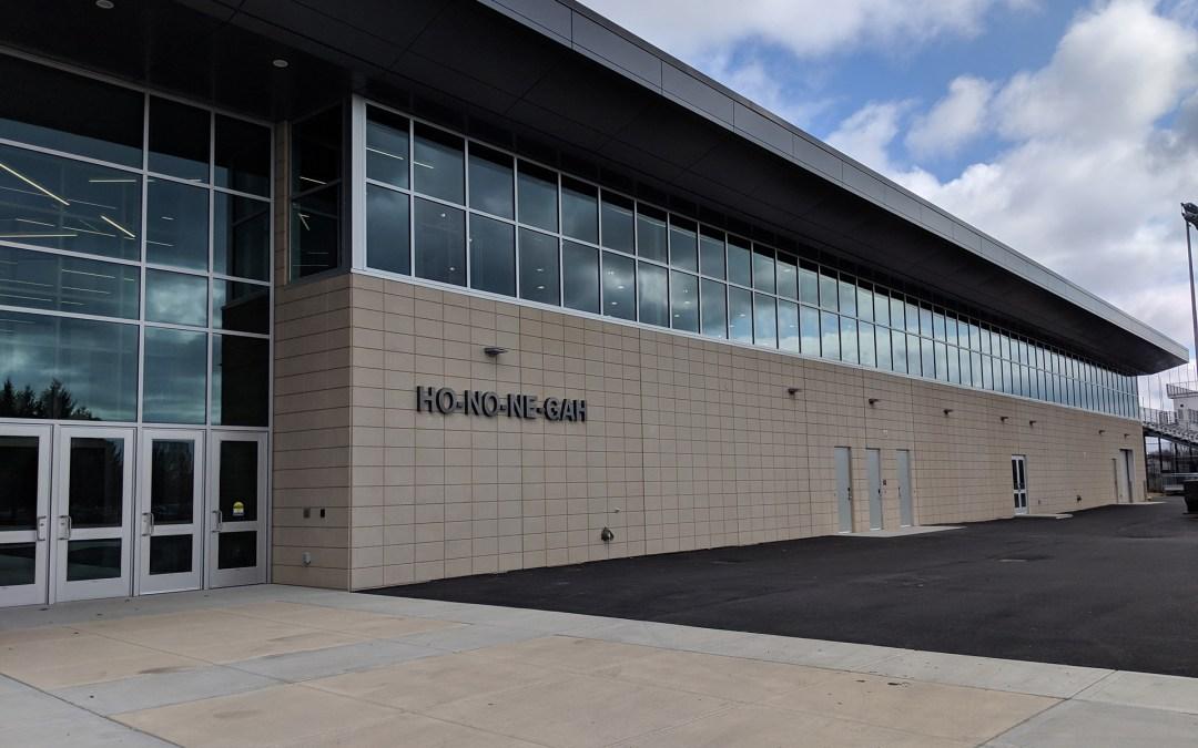 Case Study: Sports AV Design for Hononegah HS Fieldhouse