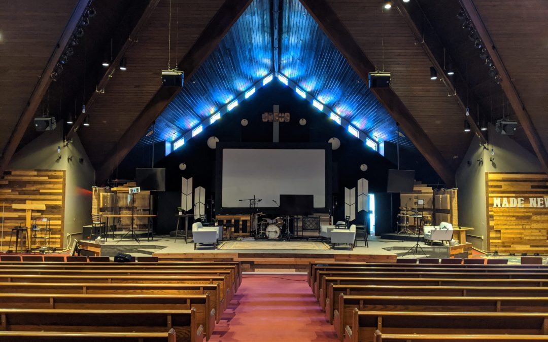Radiant Life Church Needed Room to Grow