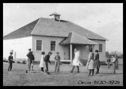Dry Fork  School
