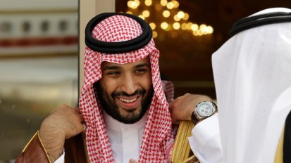 Center for Security Policy's Clare M. Lopez: A Brash Young Prince is Shaking Up the Middle East