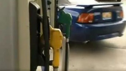 Dan Celia for CNS News: Gas Prices on the Rise Could Signal an Economy About to Tap on the Brakes