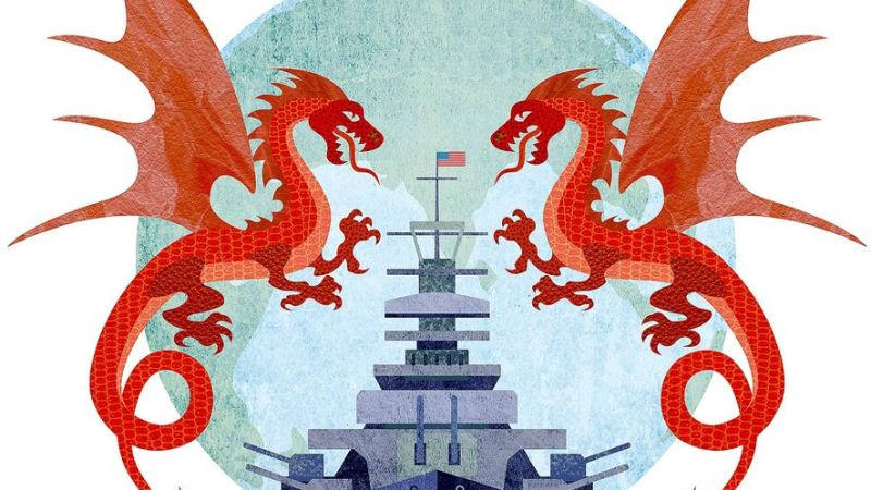 Center for Security Policy's Michael Bender in The Washington Times: China's Indian Ocean build-up