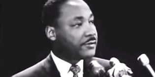 Dr. Richard Land for CNS News: We Need Another Leader Like Dr. Martin Luther King Jr.