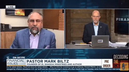 Mark Biltz on 'Financial Issues with Dan Celia' | Decoding the Antichrist