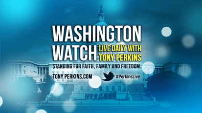 Save the Persecuted Christians on Washington Watch with Tony Perkins: Rebecca Sharibu Pleads for Daughter Leah's Release