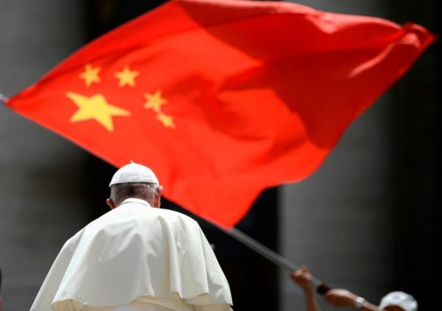 Liz Yore for Breitbart: Pope Francis Goes Silent on Hong Kong Protests as Christians Take Major Role