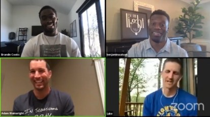 Fellowship of Christian Athletes in The Christian Post: Christian pro athletes discuss how God wants them to use coronavirus downtime