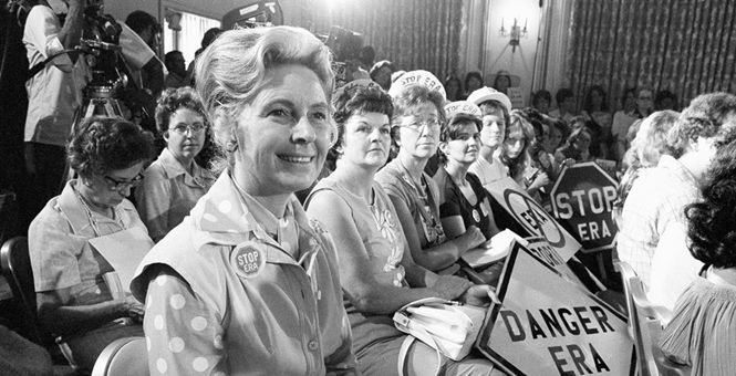 The American Family Association for Townhall: The Phyllis Schlafly 'Mrs. America' Wished Was Phyllis Schlafly