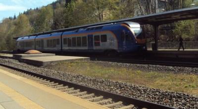 Hann Munden cantus train
