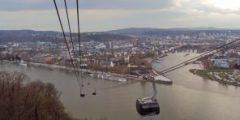 Koblenz Rhine & Moselle Rivers