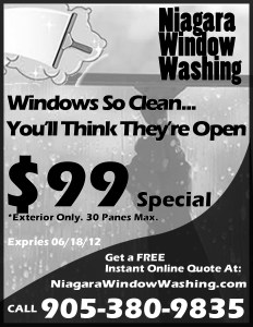 Hamilton Window Cleaning Coupon