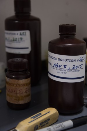 Potassium iodide solution