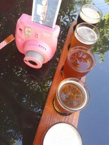 כריסטינה, בירה ופאפוס