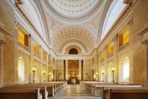 Christiansborg Palace church