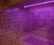 Exemple ruban leds violet