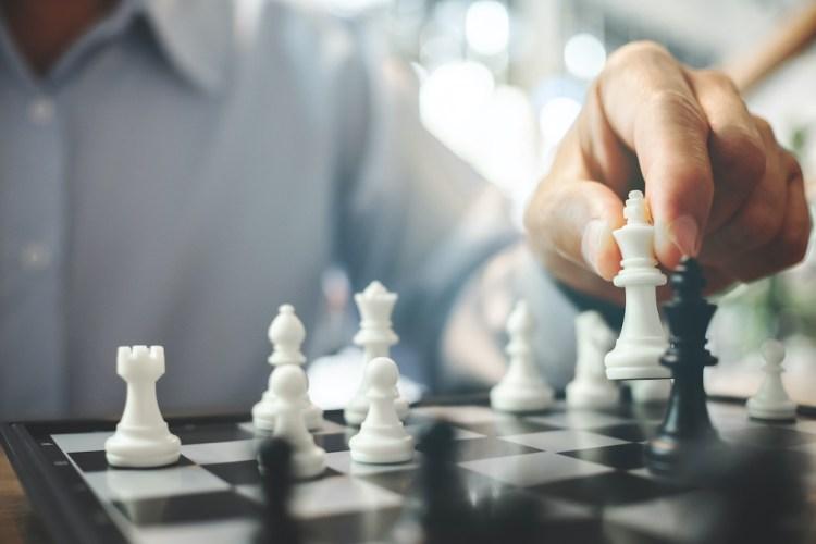 ajedrez en la antiguedad