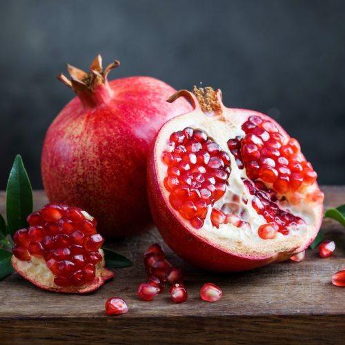 granadas fruta