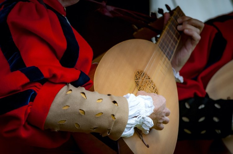 instrumento musical medieval