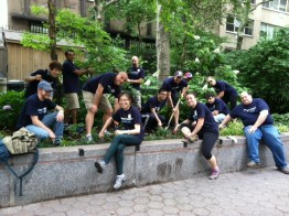 Morgan Stanley Volunteers