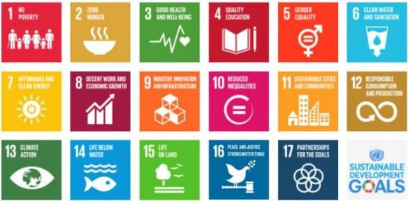 UN sustainable dev goals