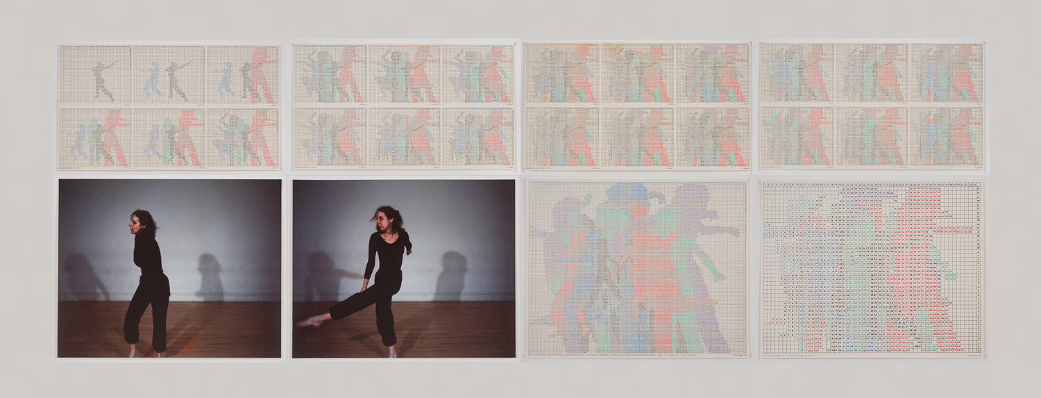 Charles Gaines Gridwork 1974 1989 Hammer Museum