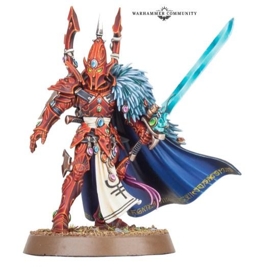 The Visarch - Sword of Ynnead