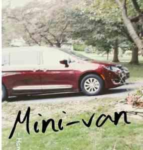 mini-van or suv