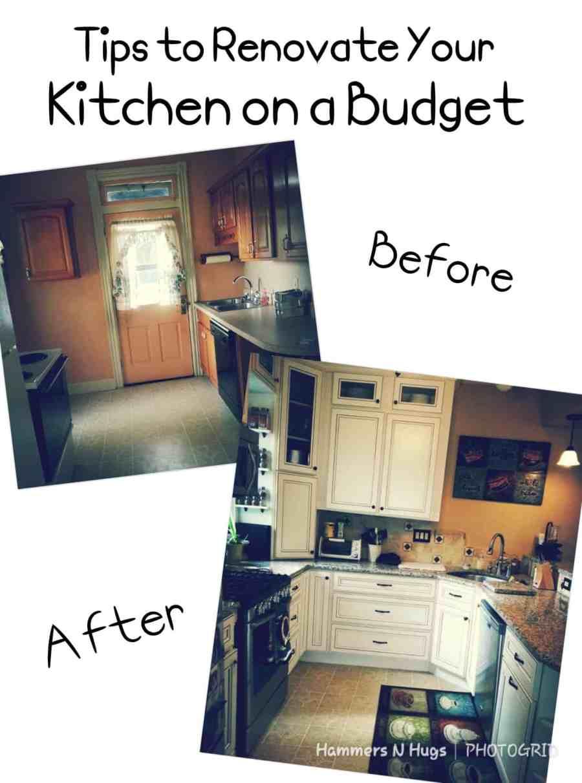 renovate kitchen budget