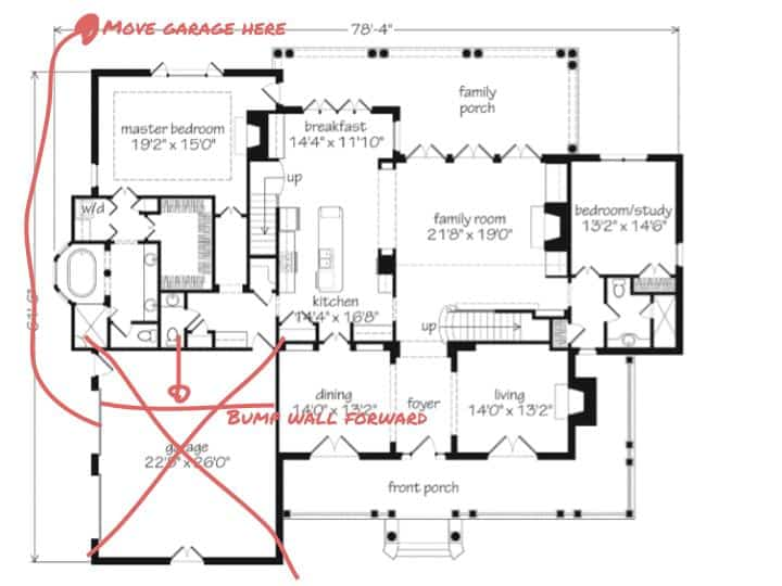 French Country Home Plans