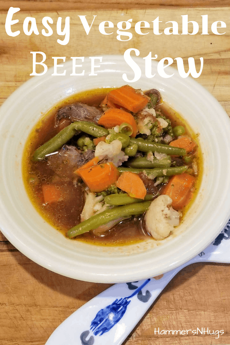 Easy Vegetable Beef Stew Recipe