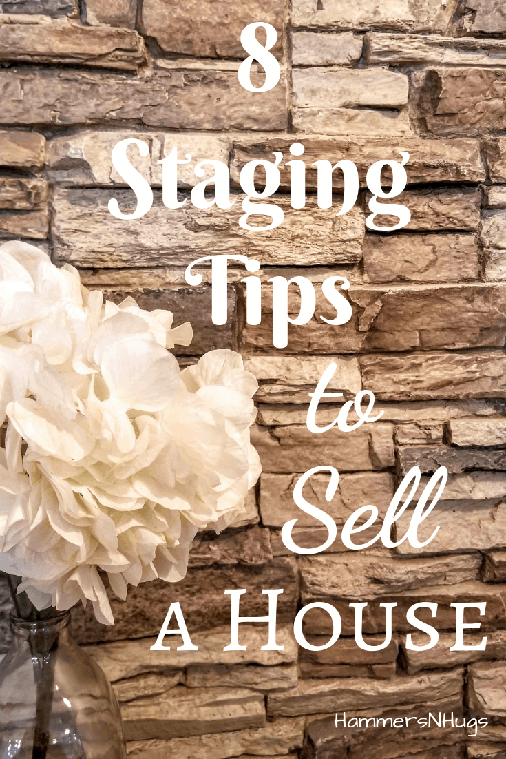 8 Staging Tips to Sell a House