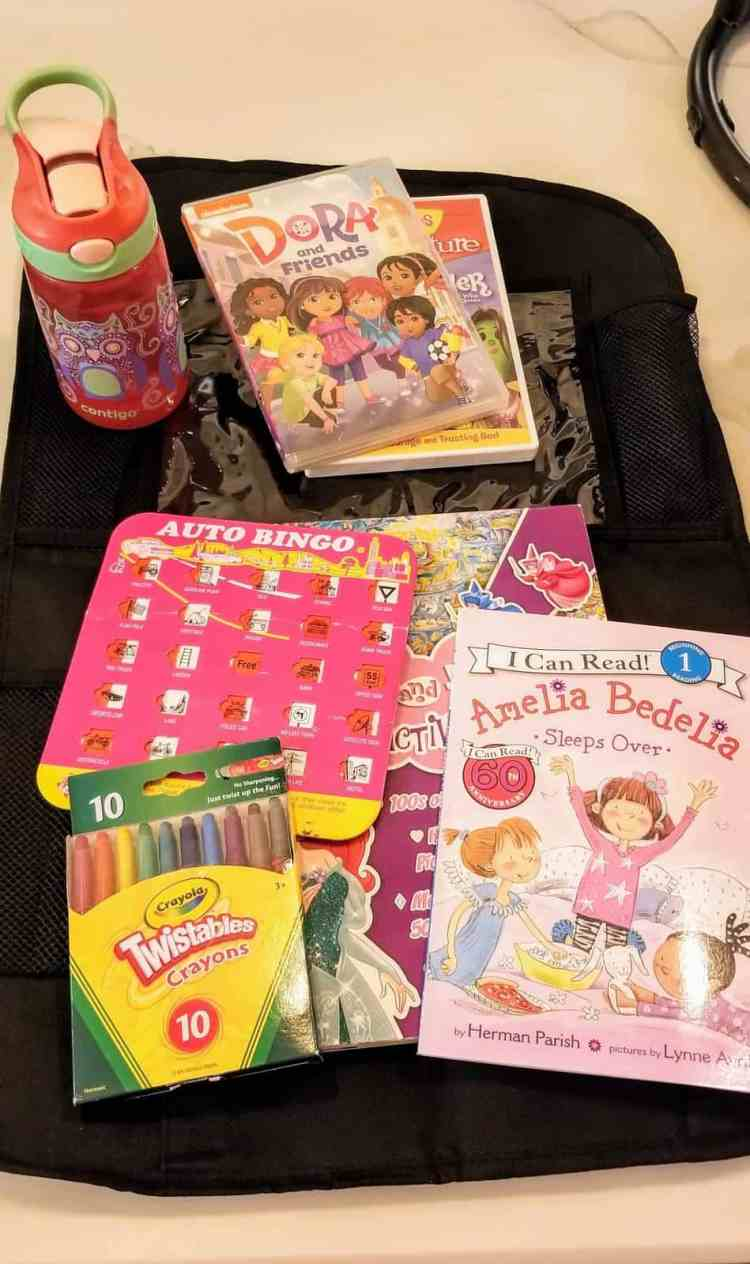 DIY Travel Fun Pack for Kids