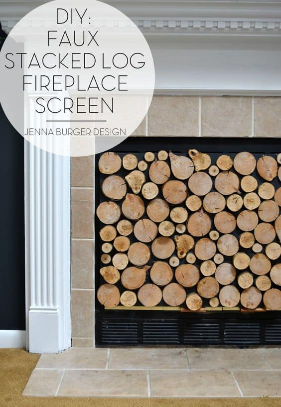 How to Decorate with Fireplace Mantels