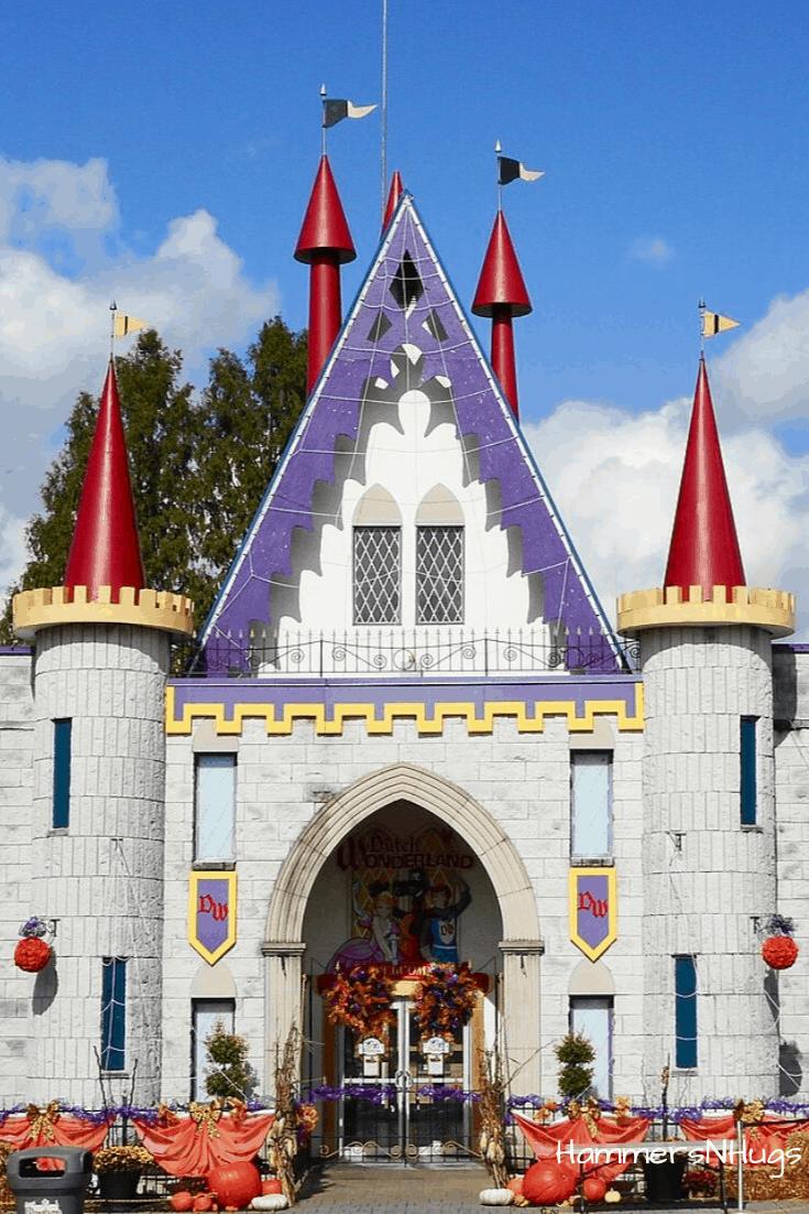 A Day at Dutch Wonderland Amusement Park