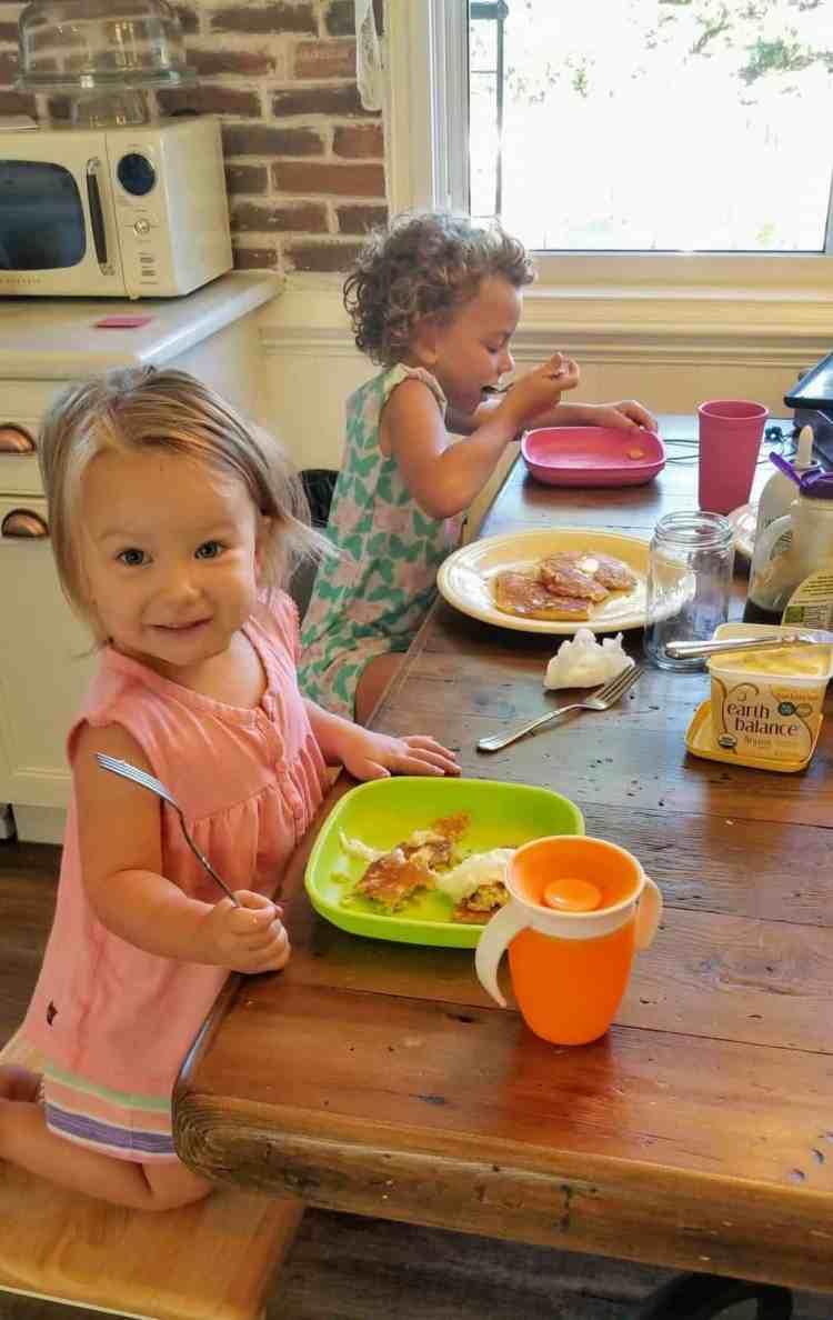 Joanna Gaines' Best Pancake Recipe