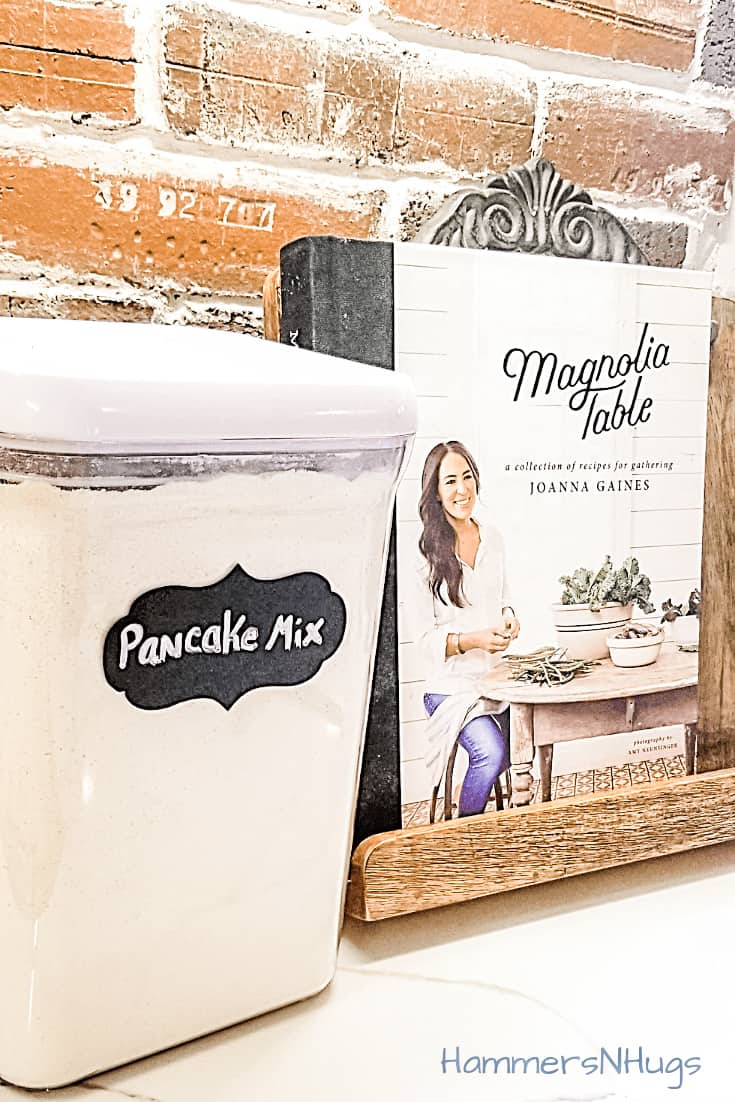 Joanna Gaines' Best Pancakes Mix