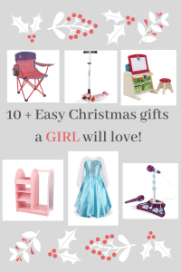 10+ Gift Ideas for a Young Girl