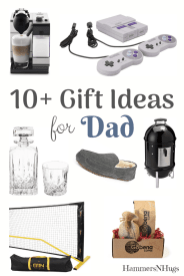 10+ Gift Ideas for Dad