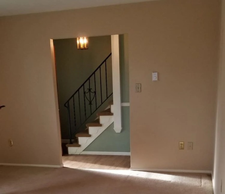 French Country Cottage Foyer Reveal