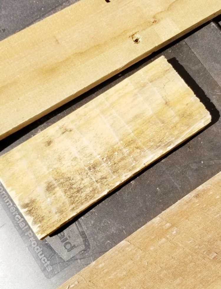 How to Add Pallet Wood to a Range Hood