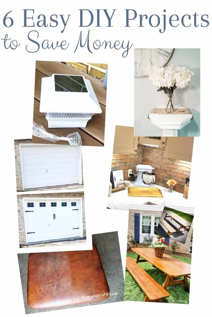 6 Easy, DIY Project to Save Money on Your Home