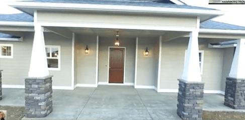 Honeycrisp Door